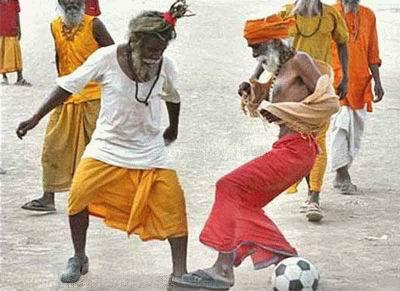 Het Indiase voetbal komt eraan!